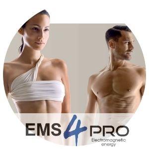 Θεραπεία ενδυνάμωσης EMS 4 Pro